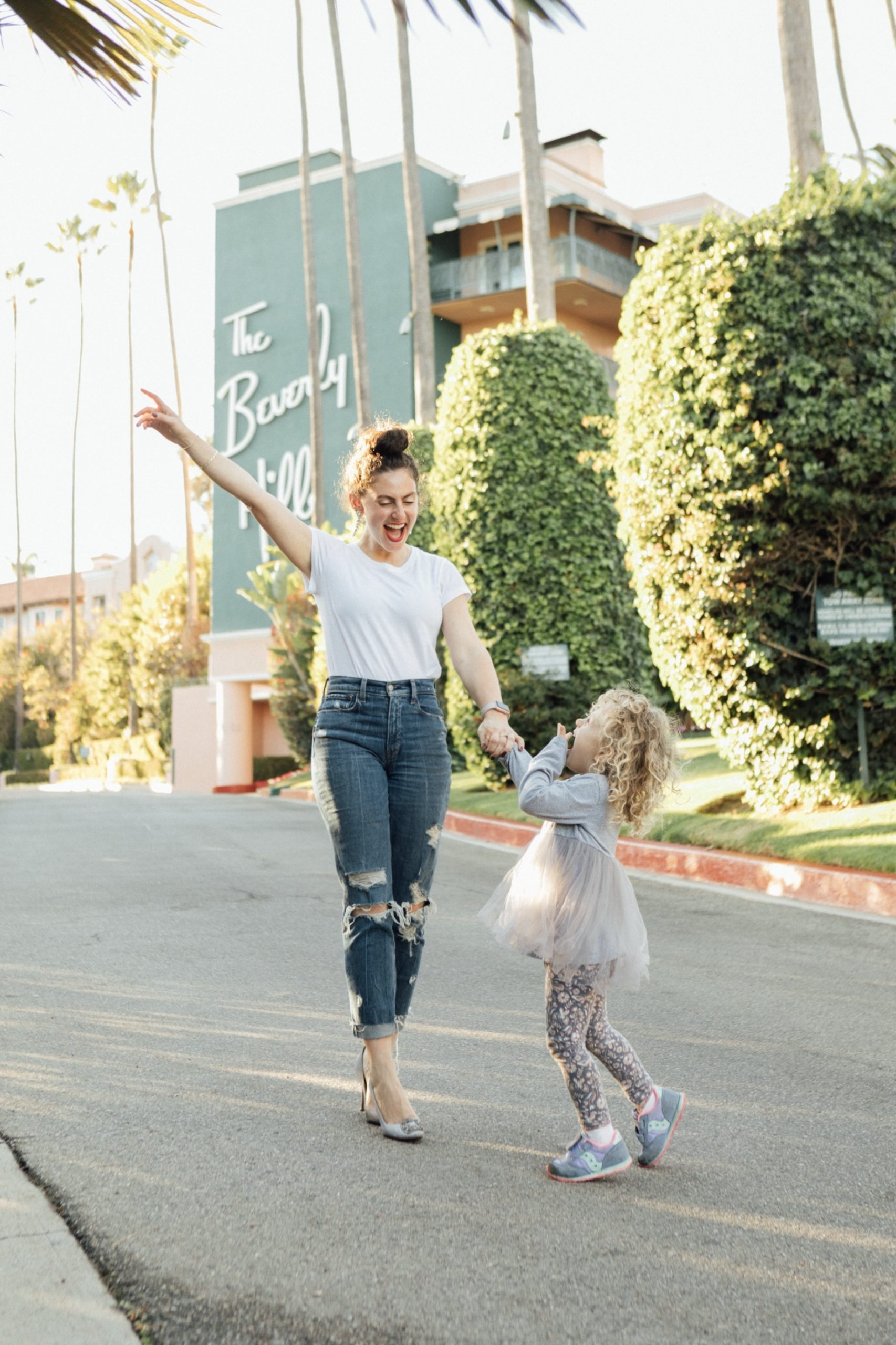 Los Angeles mom blogger, RELish By Arielle, shares quarantine activities for toddlers